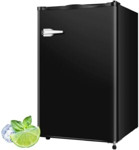 RMYHOME 2.3 Cu.ft Compact Upright Freezer