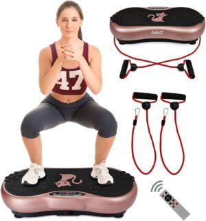 Ravs Vibration Plate Exercise Machine