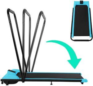 AceTT Folding Under Desk Treadmill 300lbs capacity