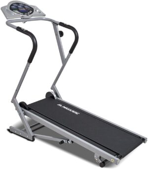 MaxKare Manual Treadmill Folding