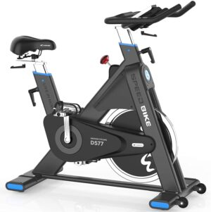 Pooboo L Now D577 Indoor Cycling Exercise Bike