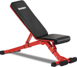 SHIELDPRO Weight Bench