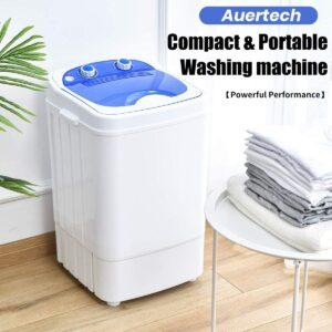 Auertech Mini Portable Washing Machine