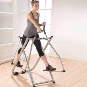 Uublik Foldable Eliptical Exercise Machine