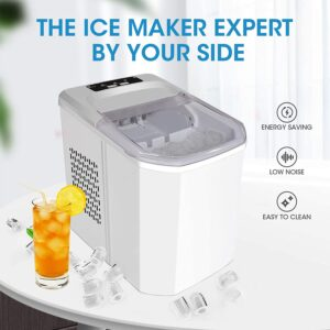 FINVIE Portable Ice Maker