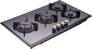 hotfield gas cooktop 34-inch